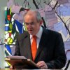 Gerry Mangan Chairman of Parish Council